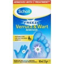 Scholl Freeze Verruca & Wart Remover 80ml