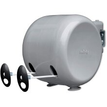Minky Retractable Reel Outdoor Double Clothes Washing Line - 30m