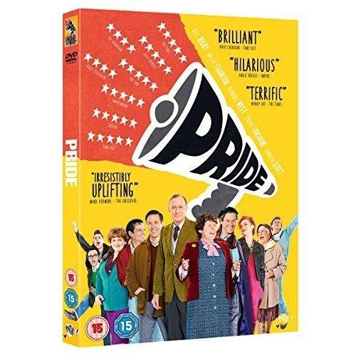 Pride DVD [2015]