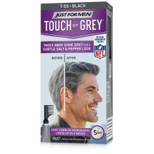 Just For Men Touch Of Grey Hair Colour - T55 Black