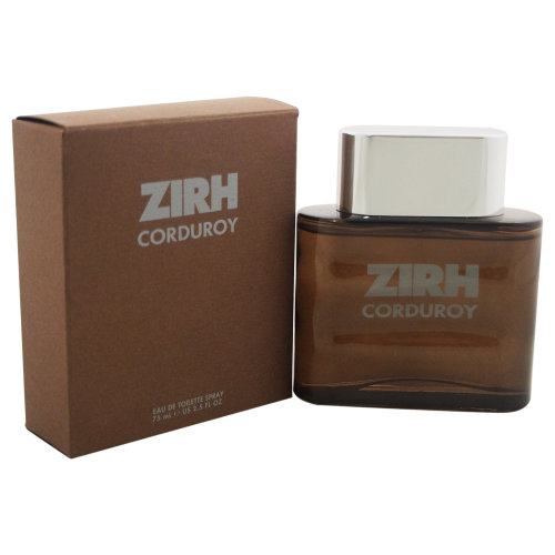 Zirh Corduroy - 2.5 oz EDT Spray