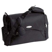 Koo-di Messenger Changing Bag - Black
