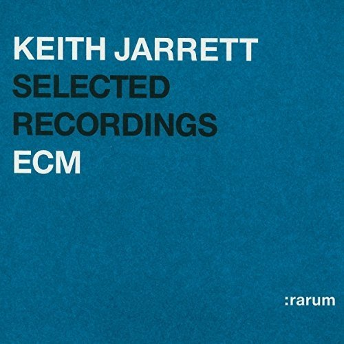 Keith Jarrett - Rarum: Selected Recordings [CD]
