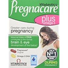 Vitabiotics, Pregnacare Plus, 28 capsules