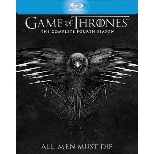 Game of Thrones - Season 4 Blu-ray   2015