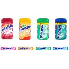 Mentos Gum Pure Fresh Assorted Flavours Bottles/Rolls Sugar Free Chewing Gum