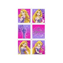 Hallmark Party Supply - Disney Princess Tangled - Sticker Sheets