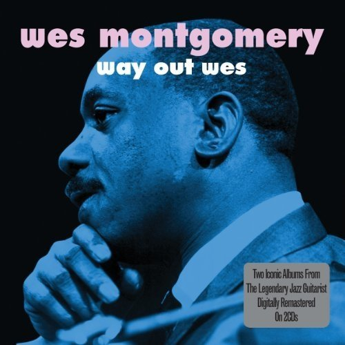 Wes Montgomery - Way out Wes [CD]