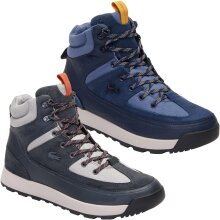 Lacoste Mens Urban Breaker Leather Walking Hiking Outdoor Trail Ankle Boots