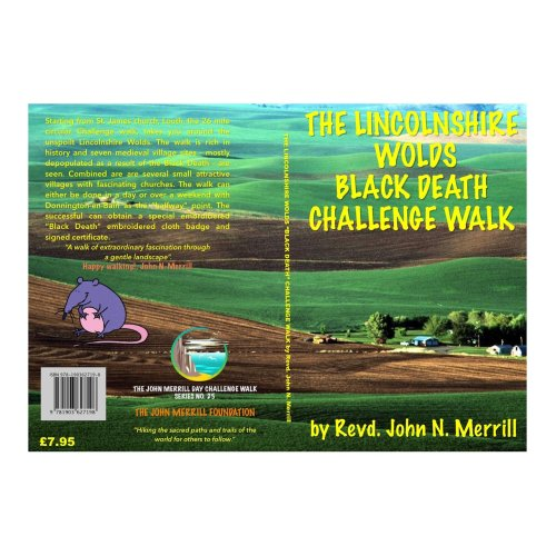 THE LINCOLNSHIRE WOLDS BLACK DEATH CHALLENGE WALK