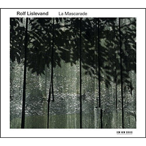 Rolf Lislevand - La Mascarade: Music for Solo Baroque Guitar and Theorbo [CD]