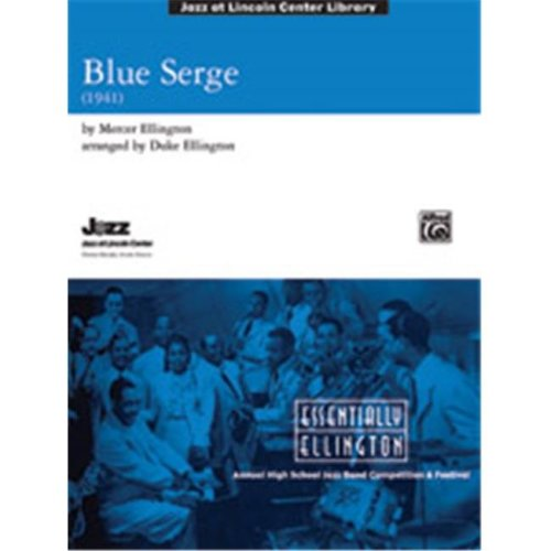 Alfred 00-28042 BLUE SERGE-JLC