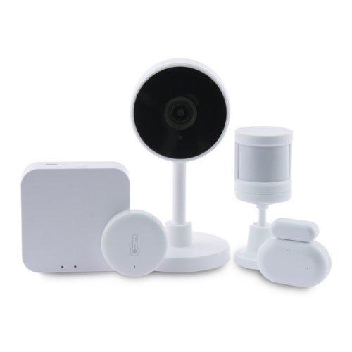 Home Automation Kit Smart Home Zigbee WiFi (5 pcs) White