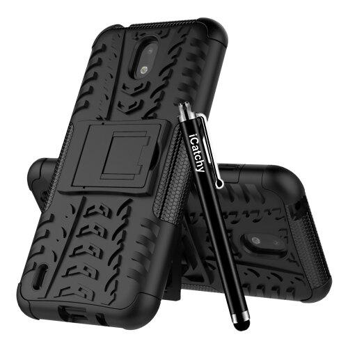 For Nokia 1.3 Hybrid Shockproof Case