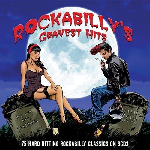 Rockabillys Gravest Hits [CD]