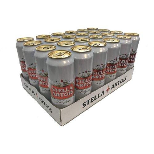 Stella Artois (24 x 568ml cans)