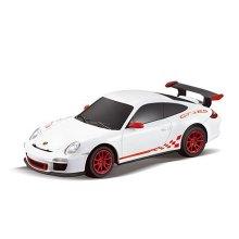 Porsche 911 Carrera GT3 RS Radio Remote Car 1/24 Rastar Black