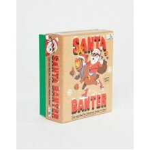 BIG POTATO SANTA BANTER: CHRISTMAS PARTY GAME