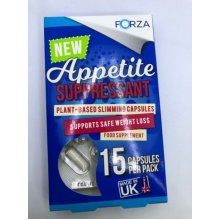 Forza Appetite Suppressant Food Supplement