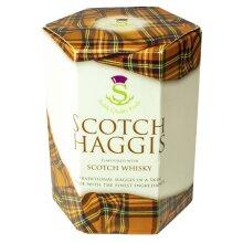 Traditional Scottish Haggis Scotch Whisky Flavour