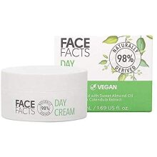 Face Facts 98% Naturall Derived Day Cream Vegan 50ml