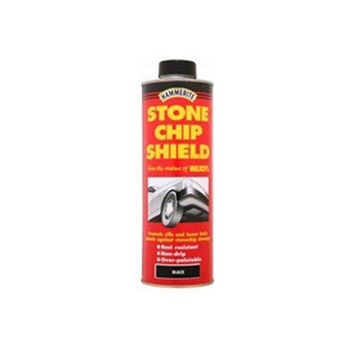 Hammerite SCSBSZ1L Stonechip Shield Black Schutz 1 Litre