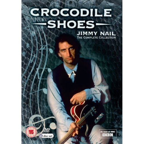 Crocodile Shoes - The Complete Collection DVD [2013]