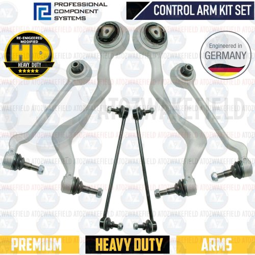 FOR BMW 318i 318d 320i 320d FRONT SUSPENSION WISHBONE CONTROL ARMS DROP LINKS
