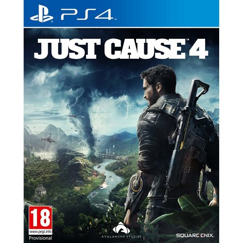 Just Cause 4 PS4 Video Game.