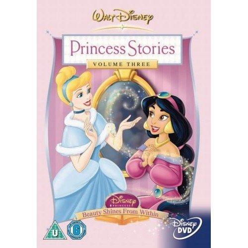Disney Princess Stories - Vol. 3 [dvd]
