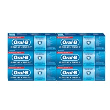 Oral-B Pro Expert Professional Clean Mint Toothpaste, 6 x 75ml