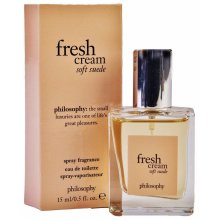Philosophy Fresh Cream Soft Suede Spray Fragrance 15ml