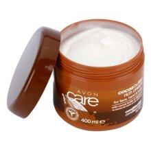 Avon Care Cocoa Butter Rich Cream For Face, Hand & Body 400ml