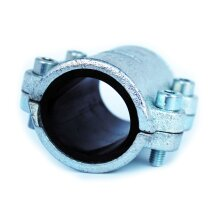 2 Inch Pipe Repair Clamp Fittings For Steel Pipes Leak Fix