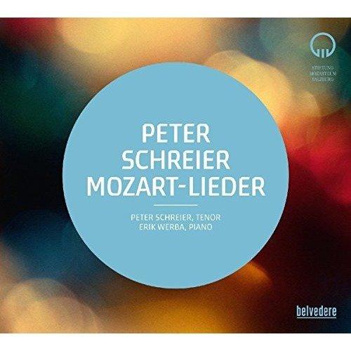Peter Schreier and Erik Werba - Lieder [CD]