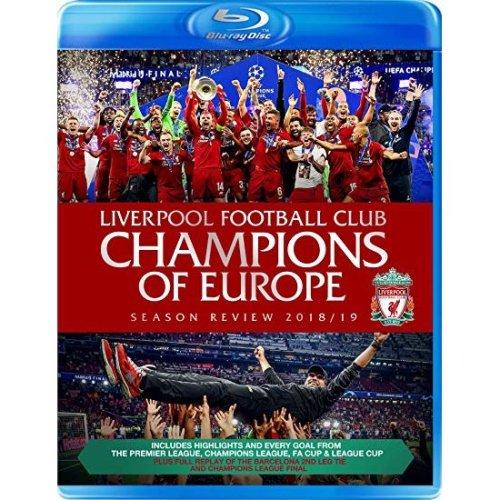 Liverpool Football Club End of Season Review 2018 / 2019 Blu-Ray [2019]