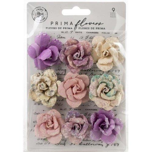 Prima Marketing 636494 Crescent - Moon Child Paper Flower