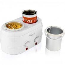Hive Of Beauty HOB8200 Dual Analogue High Performance Wax Heater - 500 & 1000cc