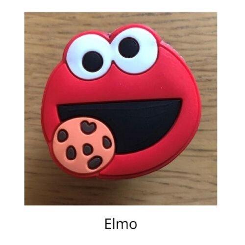(Elmo) mobile phone holder Socket Finger grip Stand UK