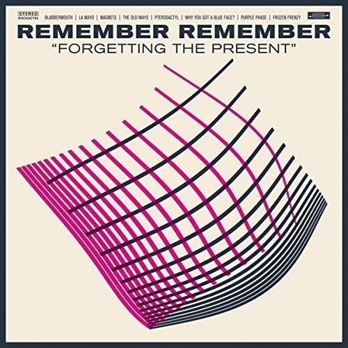 Remember Remember - Forgetting the Present [CD]
