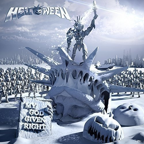 Helloween - My God-given Right Limited Edition, with 3d Sleeve [CD]