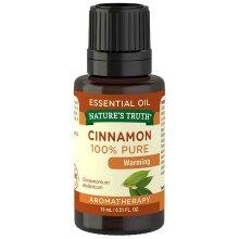 Nature's Truth Essential Oil, Cinnamon, 0.51 Fl. Oz