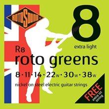 Rotosound R8 Electric Guitar Set