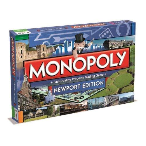 Newport Monopoly Game