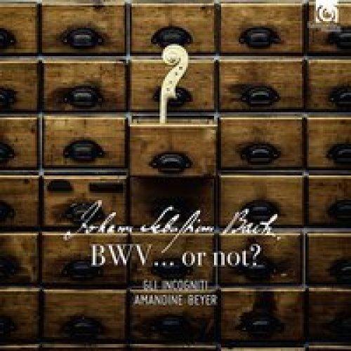 GLI INCOGNITI & BEYER - BWV  OR NOT! - CD