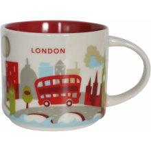 Starbucks You are here London Mug