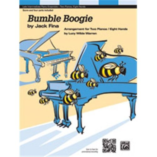 Alfred 00-39363 BUMBLE BOOGIE-2P8H F14-16