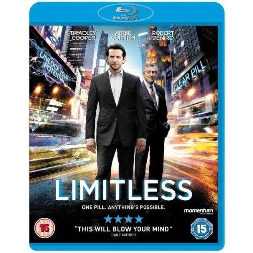 Limitless Blu-Ray [2011] - Used