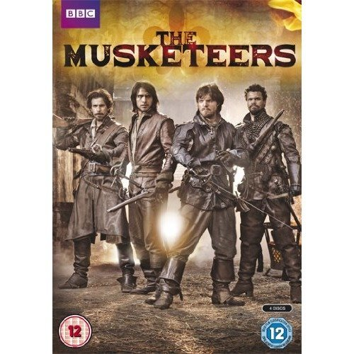 The Musketeers Series 1 DVD [2014]
