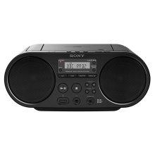 Sony ZS-PS55B Black USB AC/DC CD Boombox DAB/+ Radio
